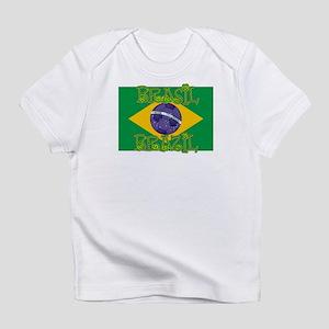 Brazil soccer Creeper Infant T-Shirt