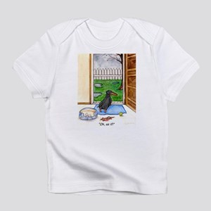 """As If"" B&T Creeper Infant T-Shirt"