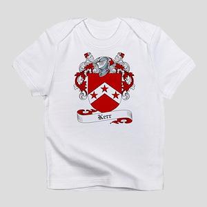 Kerr Family Crest Creeper Infant T-Shirt