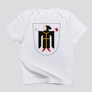 Munich Coat of Arms Creeper Infant T-Shirt