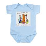 I AM a rocket scientist! Infant Creeper