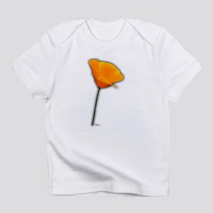 California Poppy Creeper Infant T-Shirt