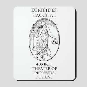 Euripides' Bacchae Mousepad