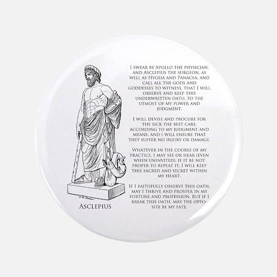 "Hippocratic Oath 3.5"" Button"