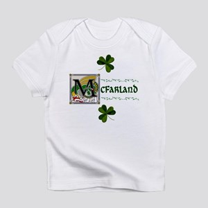 McFarland Celtic Dragon Creeper Infant T-Shirt