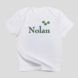 Nolan Family Name Infant T-Shirt