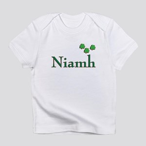 Niamh Personalized Name Infant T-Shirt