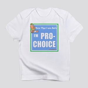 Pro-Choice Creeper Infant T-Shirt