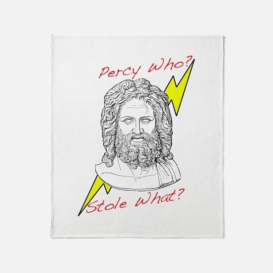 Percy Throw Blanket