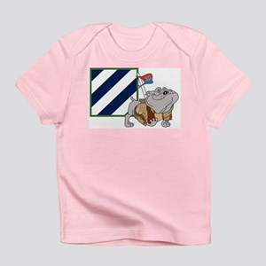 Rocky and the 3ID Infant T-Shirt