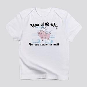 Year of The Pig Baby Gift Creeper Infant T-Shirt