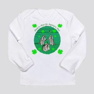 Baby's First St. Patrick's Day Long Sleeve Infant