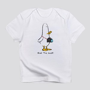 What the Duck: 1 of 4 Charact Infant T-Shirt