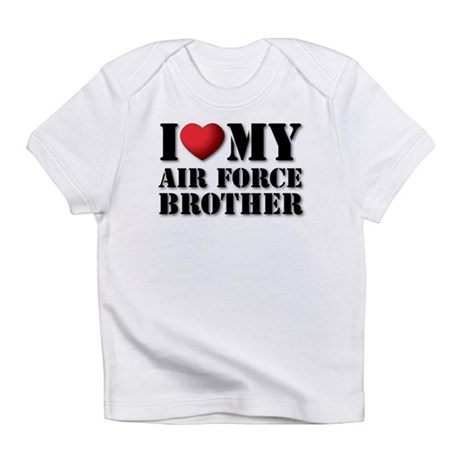Air Force Brother Creeper Infant T-Shirt
