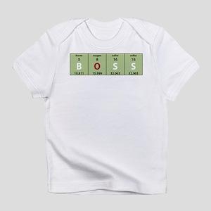 Chemistry Boss Creeper Infant T-Shirt