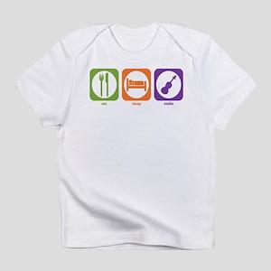 Eat Sleep Violin Infant T-Shirt