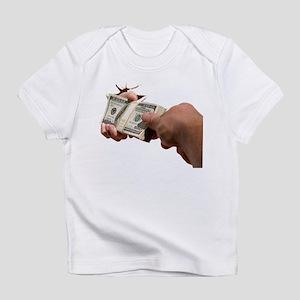 I am Financially Free! Creeper Infant T-Shirt
