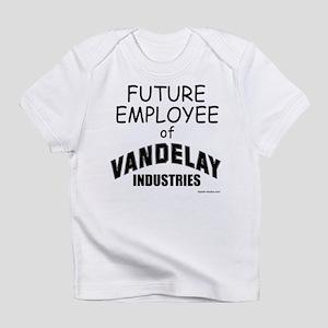 """Future Vandelay Employee"" Bodysu Infant"
