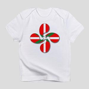 Lauburu Creeper Infant T-Shirt