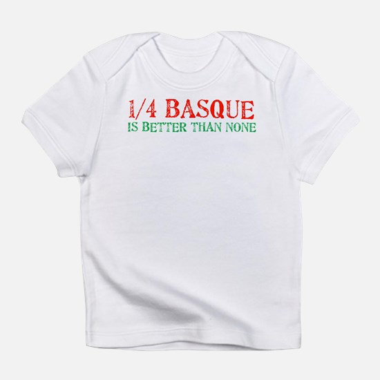 Quarter Basque Infant T-Shirt
