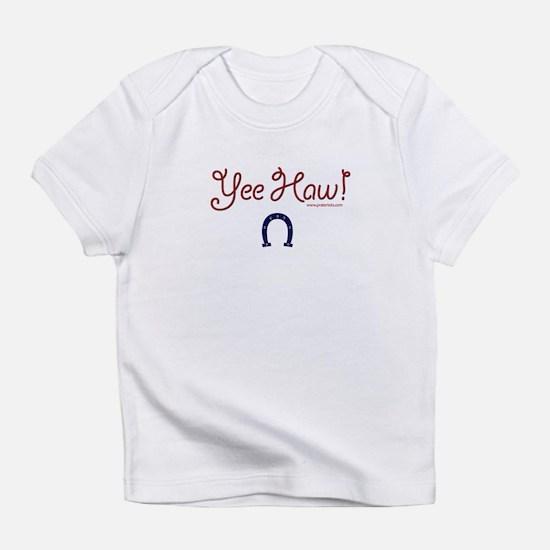 Yee Haw! Creeper Infant T-Shirt