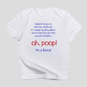 """""""Lib Bib"""" (TM) Infant T-Shirt"""