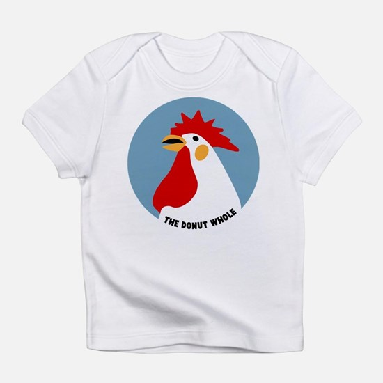 Donut Whole Rooster Merch Infant T-Shirt