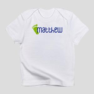 Creeper: Matthew Infant T-Shirt