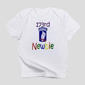 173rd Airborne Newbie Creeper Infant T-Shirt