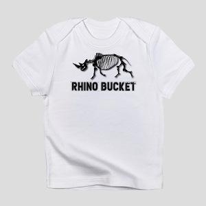 Rhino Bucket Infant T-Shirt