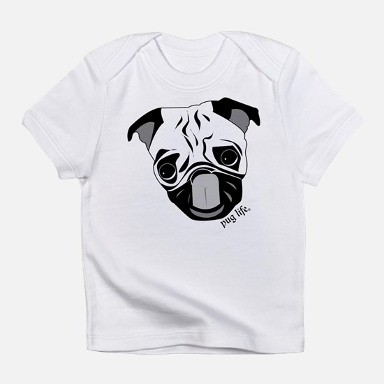 Pug Life Chewie Tongue Infant T-Shirt