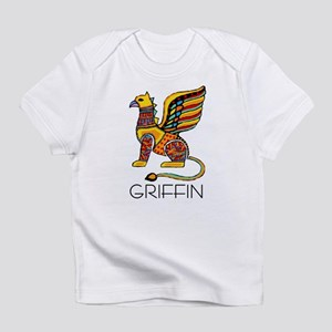 Colorful Griffin Creeper Infant T-Shirt