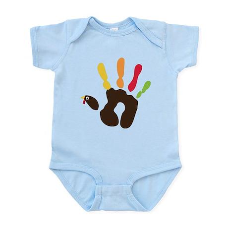 Turkey Hand Infant Bodysuit
