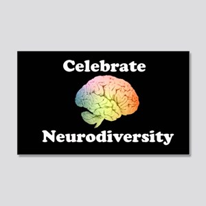 Celebrate Neurodiversity Bumper sticker