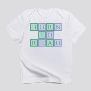 Born to Read<br> Infant T-Shirt