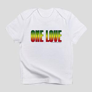 One Love Creeper Infant T-Shirt