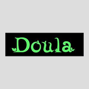 Doula Green 36x11 Wall Peel
