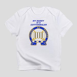 Blue Cottonbaler Infant T-Shirt