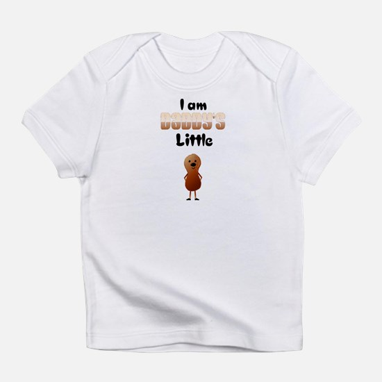 Daddy's Little Peanut Infant T-Shirt