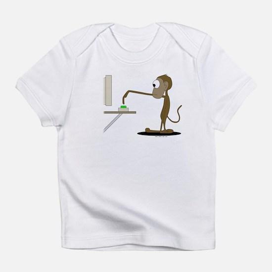 Code Monkey <br> Creeper Infant T-Shirt