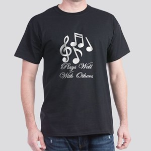 Plays Well Dark T-Shirt