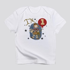 Cowgirl 1st Birthday Infant T-Shirt