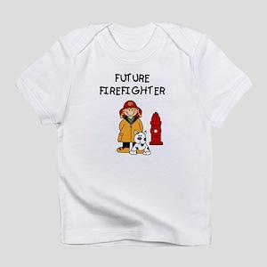 Future Firefighter (Girl) Infant T-Shirt