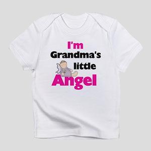 Grandma's Little Angel Creeper Infant T-Shirt