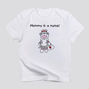 Mommy is a Nurse Infant T-Shirt
