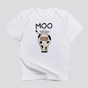 Cow Says Moo Infant T-Shirt
