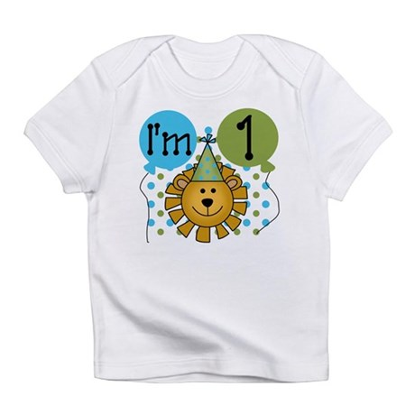 Lion 1st Birthday Infant T-Shirt