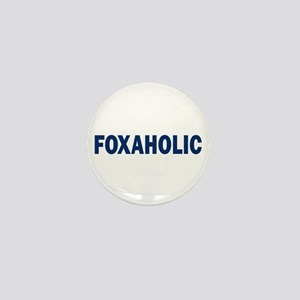 Fox aholic v2 Mini Button