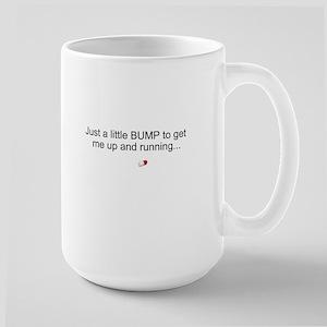 Just a Bump Large Mug