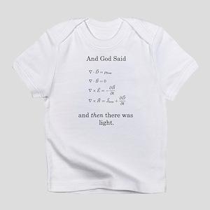 Maxwell's Equations Infant T-Shirt